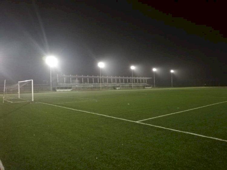 Nizip İstasyon Futbol Semt Sahası Işıl Işıl oldu