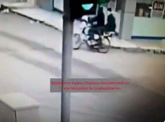 Nizip'te 6 Kapkaç olayına karışan şüpheli yakalandı