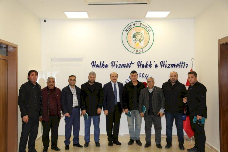 Dev Proje Raybüs Nizip'e hayırlı olsun