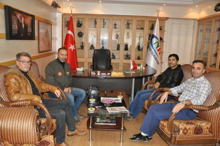 Türk Hava Kurumundan NRT ziyaret