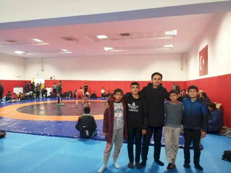 Nizip'in Güreş Başarısı