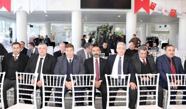 NTO Başkanı Özyurt İş Dünyası Müşterek İstişare Toplantısında