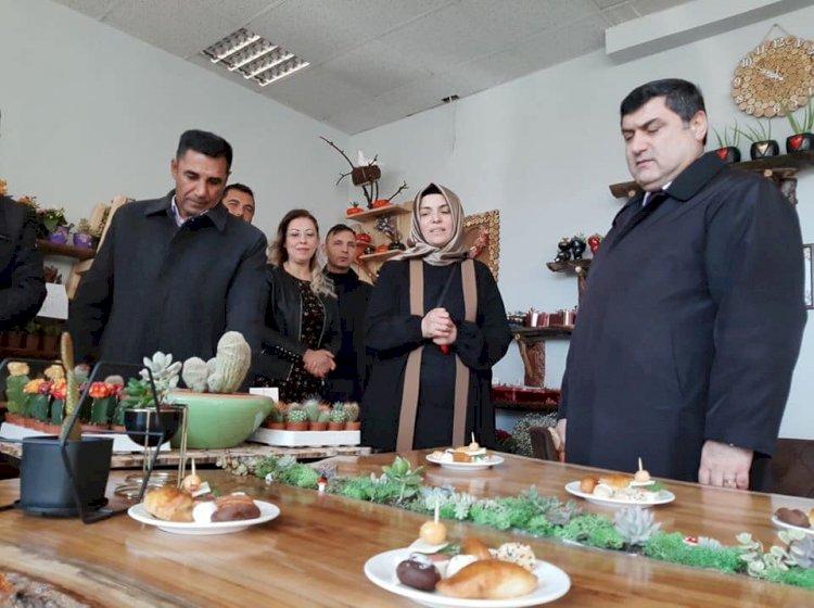 Lusudem Çiçekçilik Hizmete Açıldı