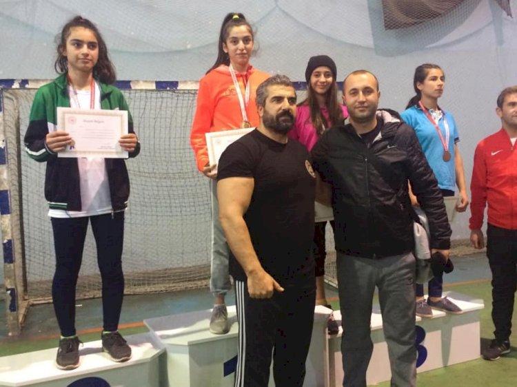 Nizip Spor Lisesi'nde Büyük Başarı