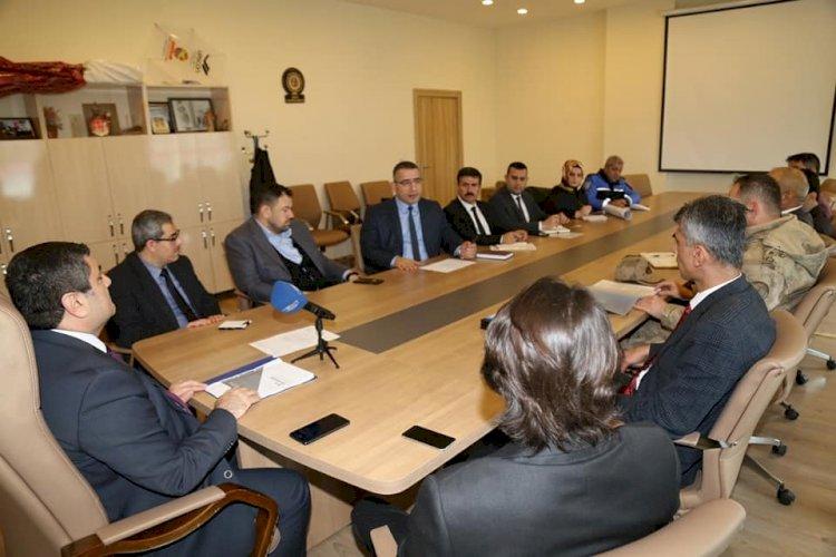 Nizip'te ''Kadına Şiddet'' konulu toplantı yapıldı