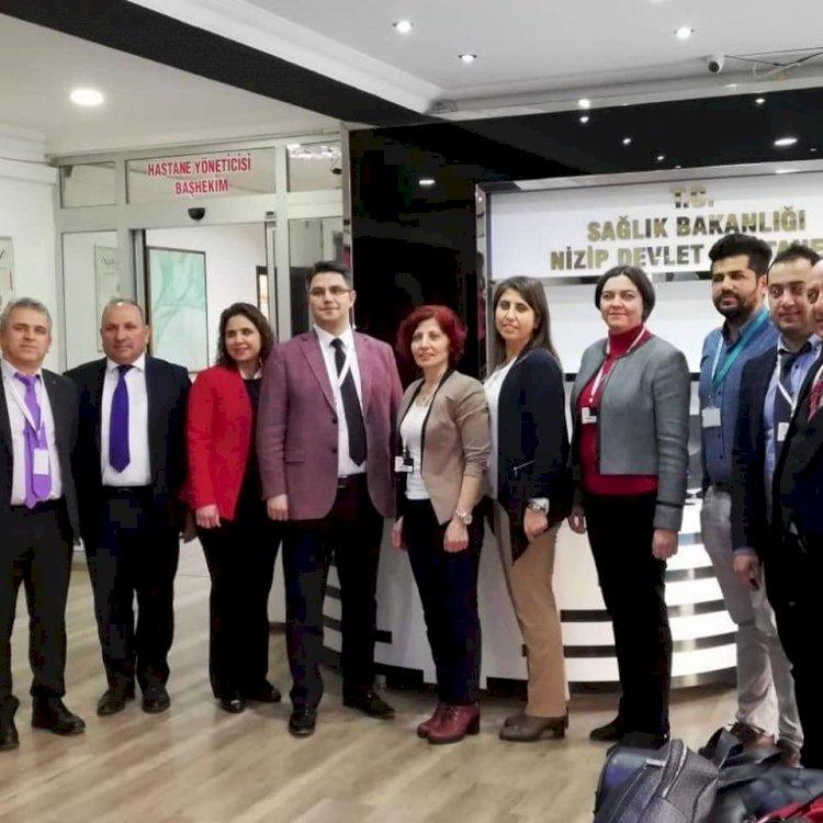 Nizip Devlet Hastanesine Verimlilik Denetimi