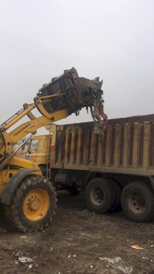 Nizip Belediyesi Çevre Kirliliğine Duyarsız Kalmadı