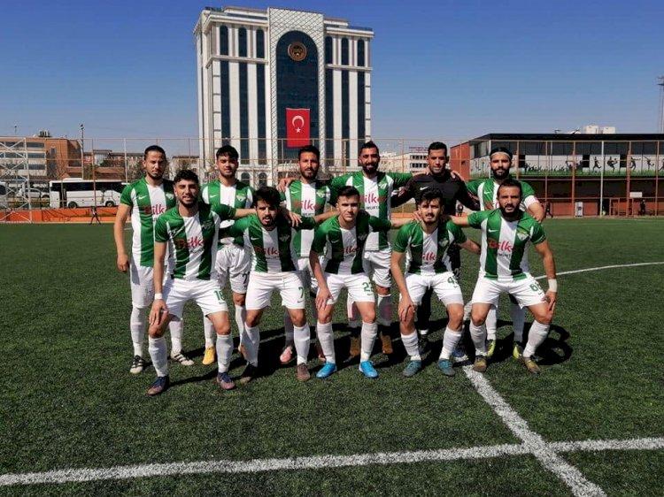 Nizipspor Urfa'dan Eli Boş Döndü