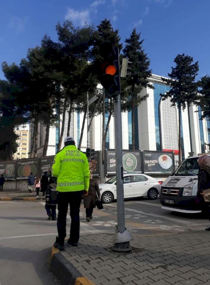 Nizip Polisi Kırmızı Işık İhlalini Affetmedi