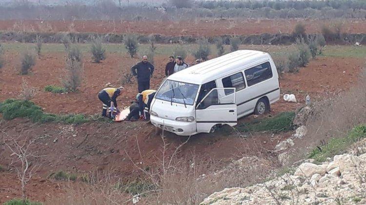 Nizip'te Kaza 4 Yaralı
