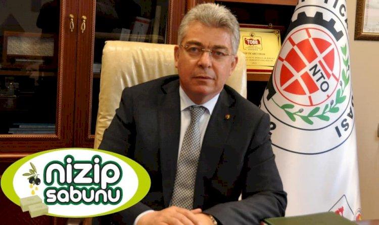 NTO Başkanı Özyurt'tan Sabun Uyarısı