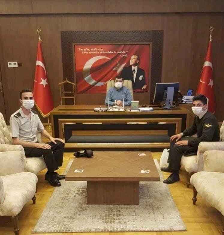 Nizip Askerlik Şubesine Yeni Atama