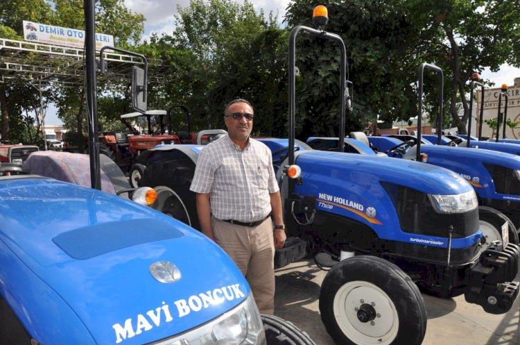 Faizler düştü, traktör satışları yükseldi