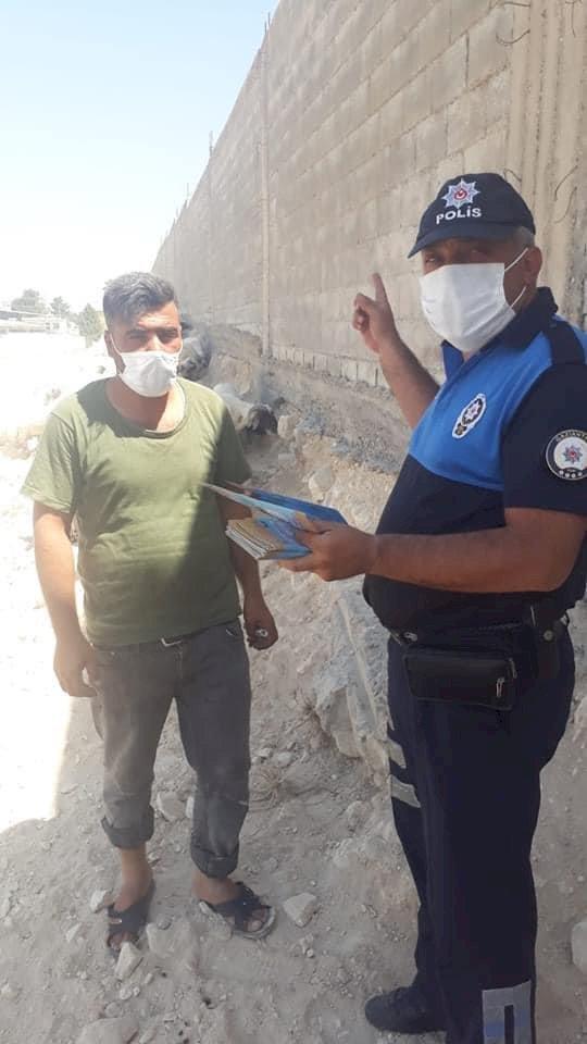 Toplum Polisi Kurban Satıcılarını Uyardı