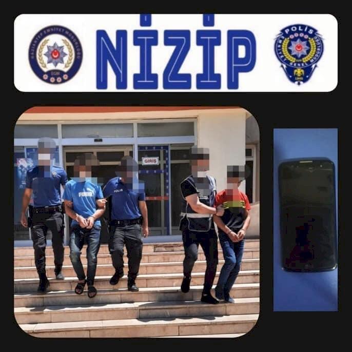 40 adet suç kaydı bulunan hırsızlık zanlısı tutuklandı