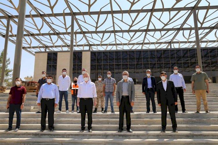 Vali Gül, Kültür Merkezi Nizip'e çok yakışacak