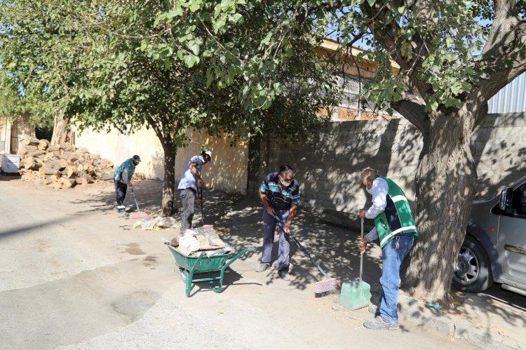Nizip Belediyesi'nden Sanayi Sitesi'nde temizlik seferberliği