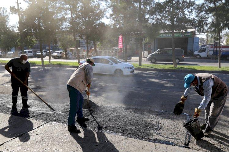 Nizip Belediyesi kış mevsimi öncesi çalışmalarını hızlandırdı