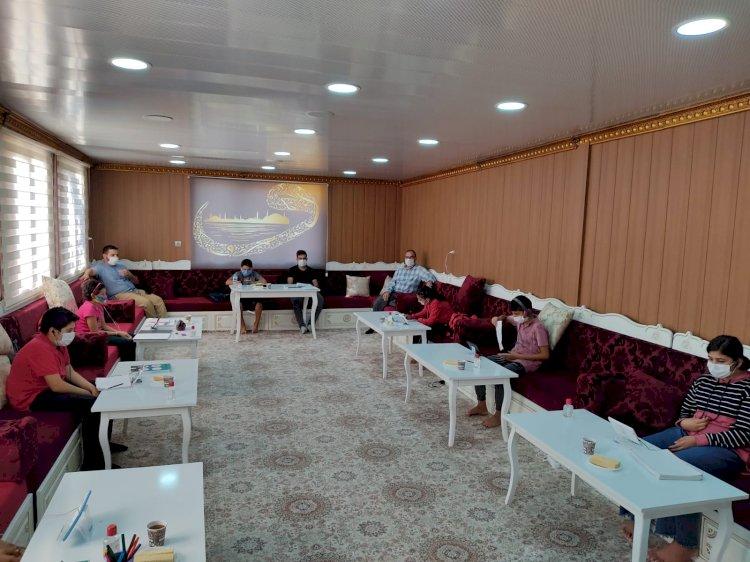 Selimiye Camii Gençlik Merkezi'nde EBA Sınıfı oluşturuldu