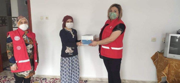 Sosyal Yardımlaşma Vakfı kistik fibröz hastasına cihaz aldı