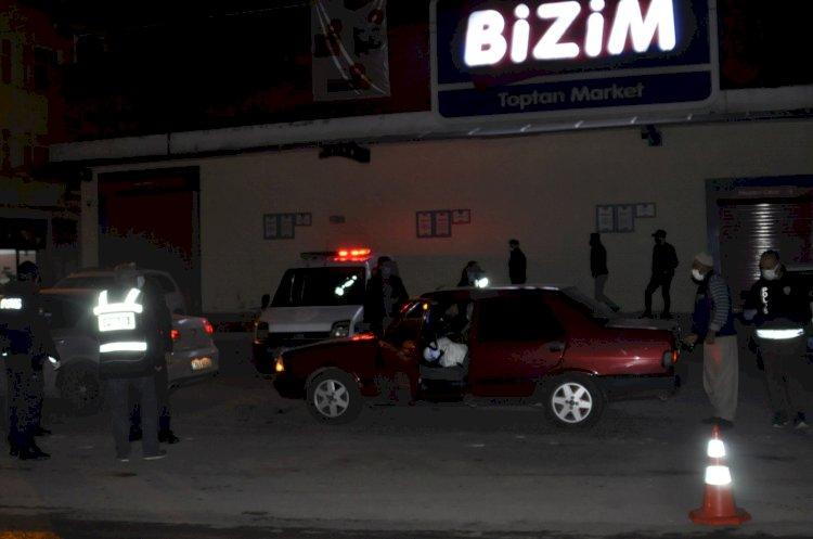 Nizip'te asayiş uygulaması aralıksız sürüyor