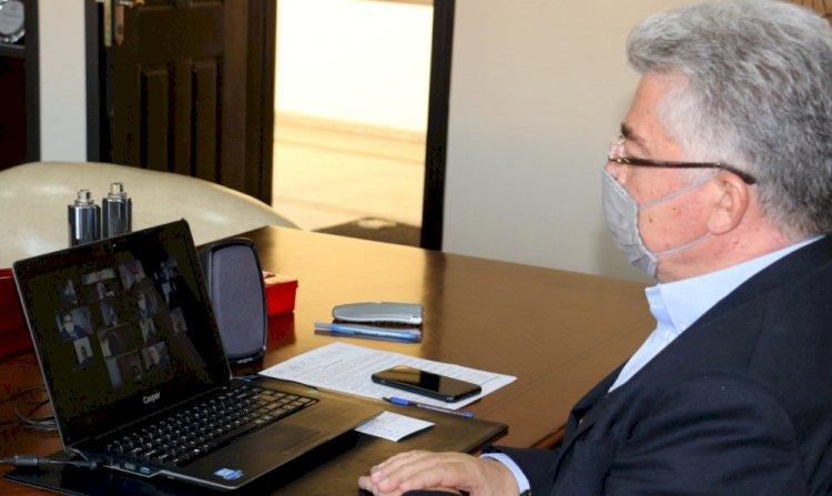 NTO Kasım Ayı Meclis Toplantısı Video Konferans Yöntemiyle Gerçekleşti