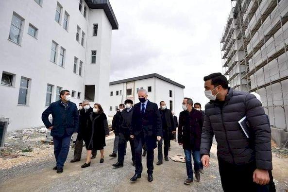 Nizip'te 'Eğitime Yatırım' Devam Ediyor