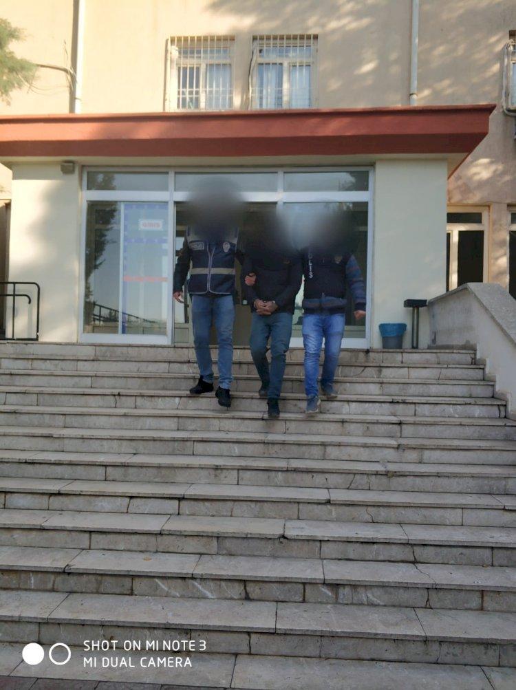 11 suç kaydı bulunan hırsızlık şüphelisi tutuklandı