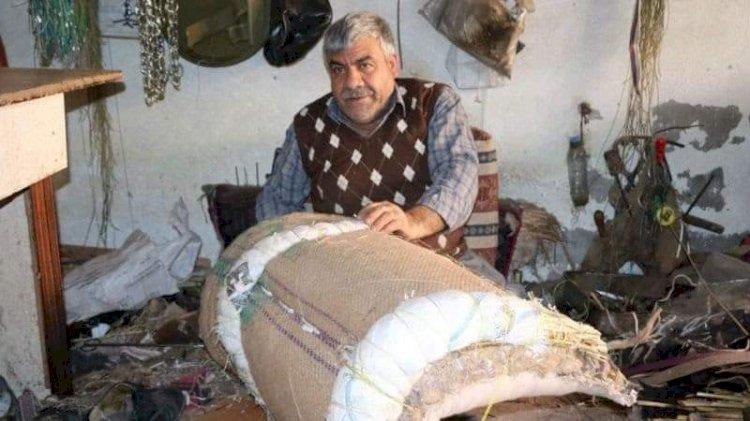 Nizip'te semercilerin çoban sevinci