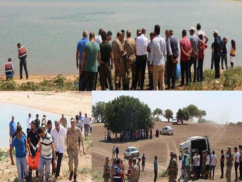 Nizip li aile Atatürk barajında can verdi:3 ölü 2 yaralı