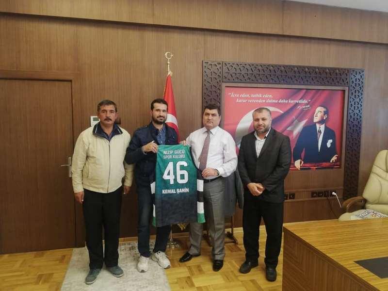 Nizip Gücü Spor Kulübünden Ziyaretler
