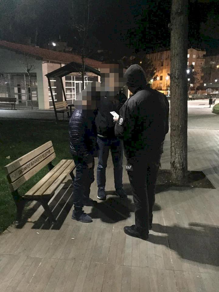 NİZİP POLİSİNE VATANDAŞTAN TAM NOT