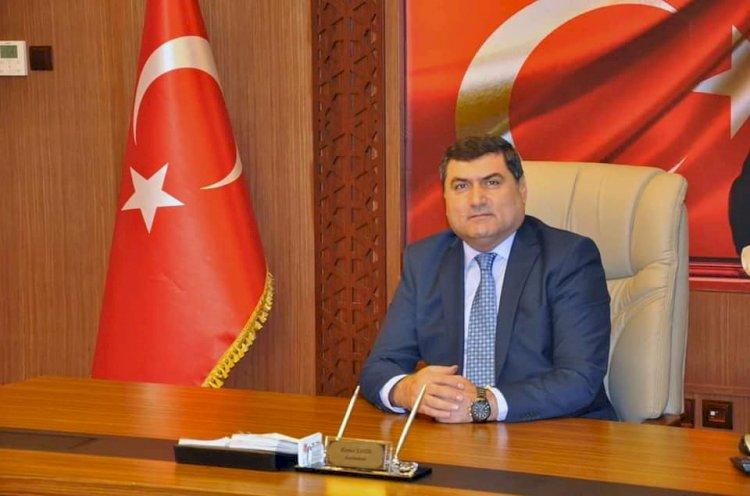 """Kaymakam Şahin'den Gaziantep'in """"Gazilik"""" unvanı mesajı"""