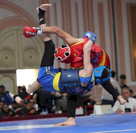 Türkiye Wushu Kungfu Sanda Taolu'da Büyük Başarı