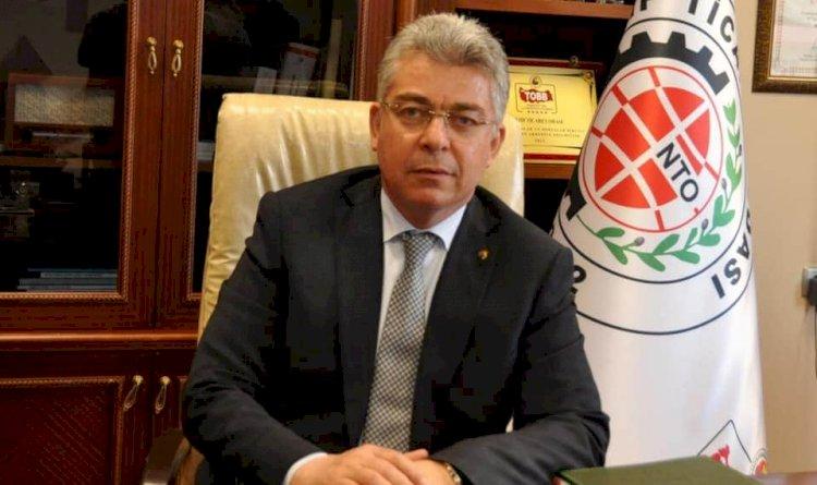 NTO Başkanı Özyurt'tan Kurban Bayramı Mesajı