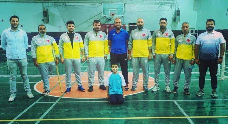 Nizip paralimpik gençlik ve spor kulübü yeni sezona başladı