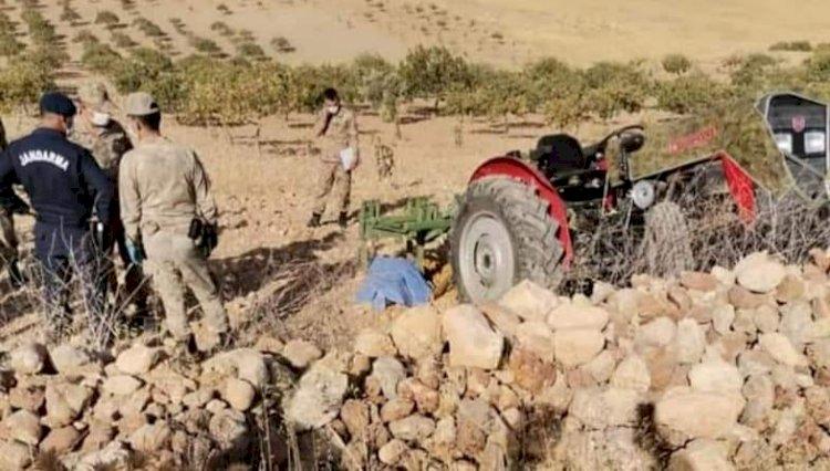 Traktörünün üzerinde kalp krizi geçirince hayatını kaybetti