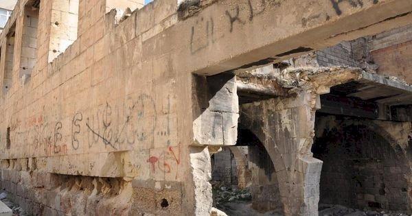 Nizip'te Sit Alanı Tehlikesi