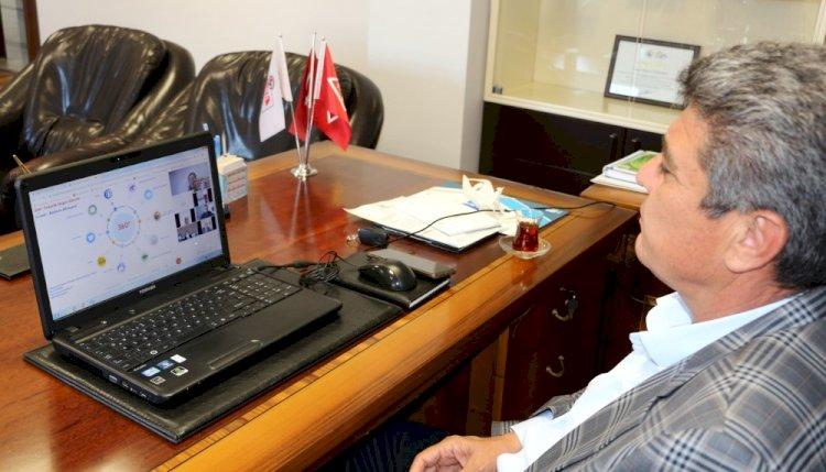 NTO Meclis Başkanı Karabacak Tedarik Zinciri Finansmanı Tanıtım Toplantısı'na Katıldı