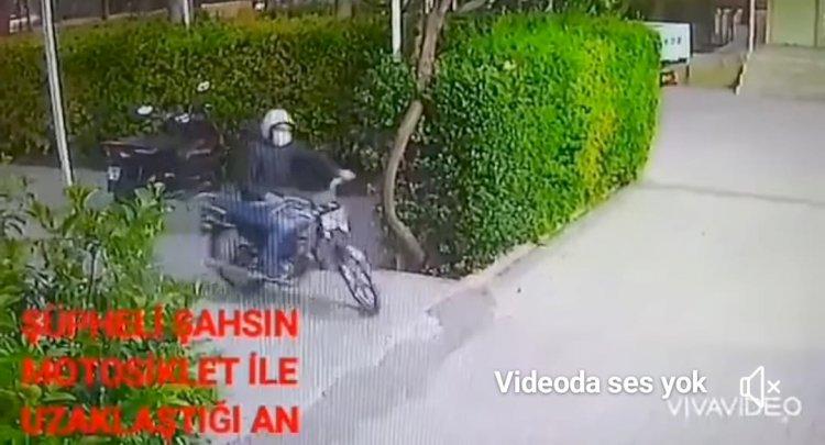 Motosiklet hırsızlık şüphelisi tutuklandı