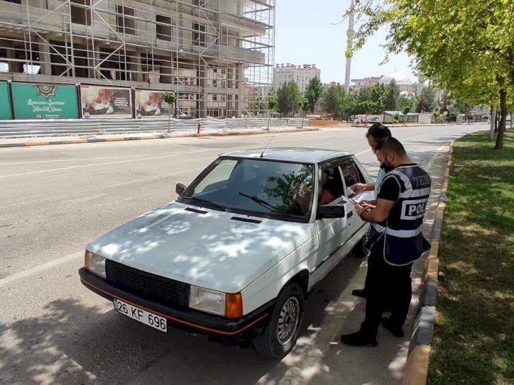 Nizip'te polis denetimlerini artırdı