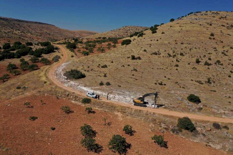 Yol Medeniyettir, Nizip Belediyesi arazi yollarını açıyor