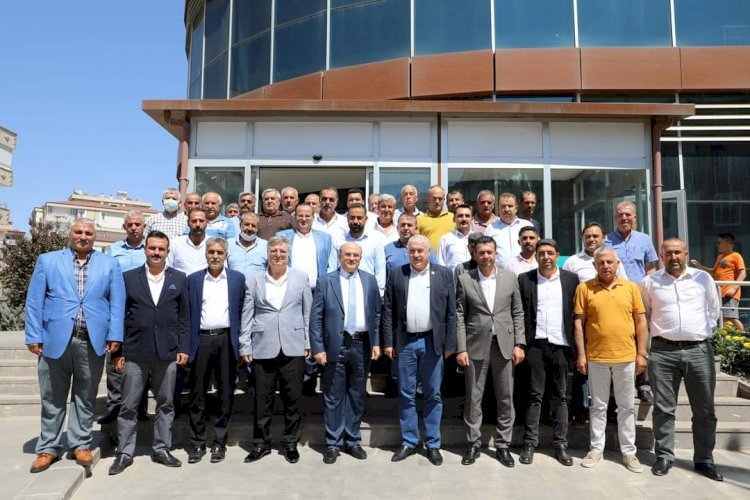 MHP Gaziantep Heyeti Nizip'te