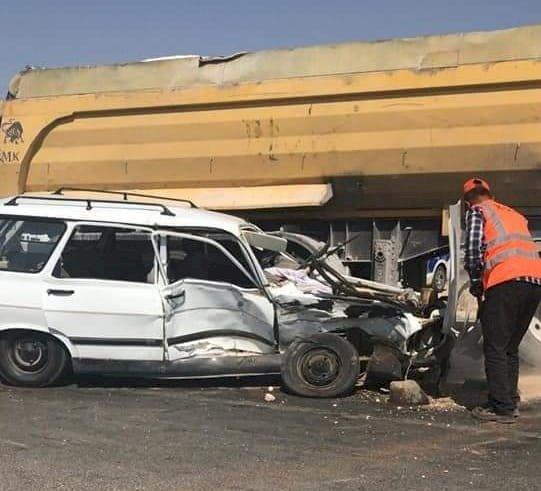 Nizip'te trafik kazası: 2 yaralı