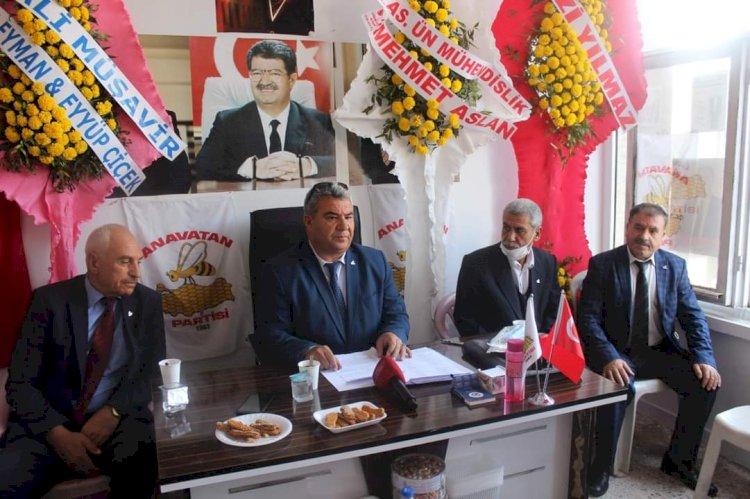 Anavatan Partisinde Hasan Tosun, Dönemi Devam Etti