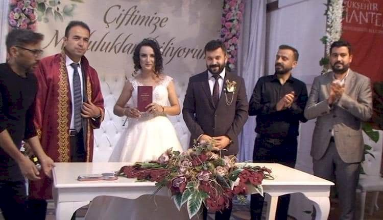 Jiyan Cin ve Orhan Erkılıç, mutluluğa imza attılar