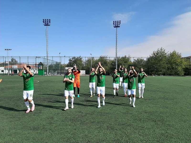 Nizip Spor  0  2 Gaziantep Ankasspor