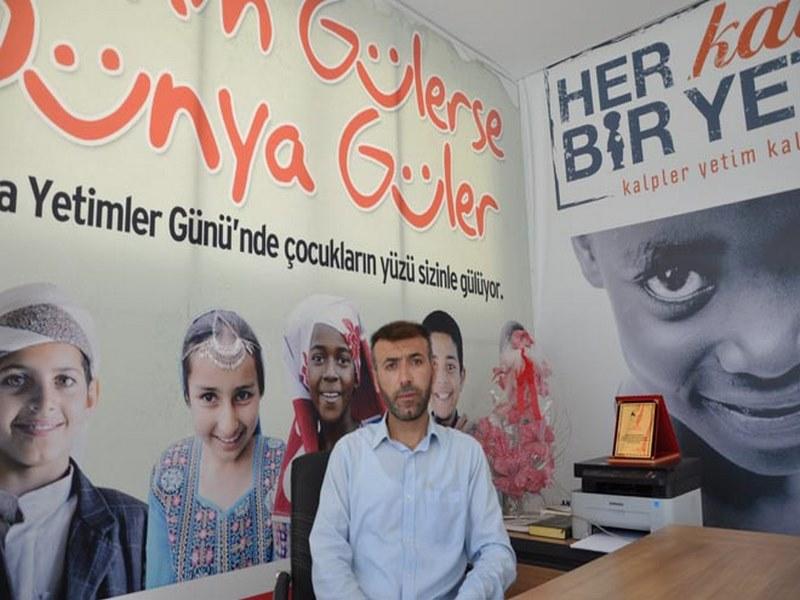 İHH Nizip Temsilciliği Ramazan Ayında Durmadı